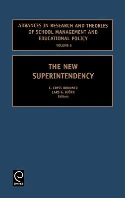 The New Superintendency
