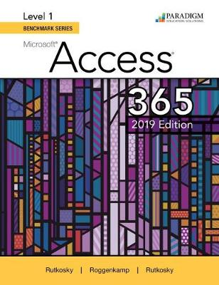 Benchmark Series: Microsoft Access 2019 Level 1: Access Code Card and Text (code via mail)