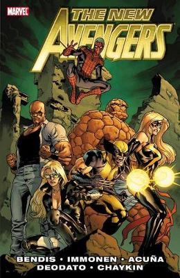 New Avengers By Brian Michael Bendis - Vol. 2