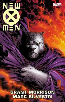New X-men By Grant Morrison Book 8