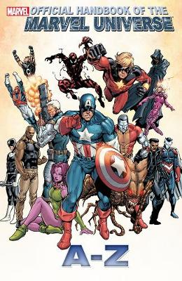 Official Handbook To The Marvel Universe A To Z Volume 2