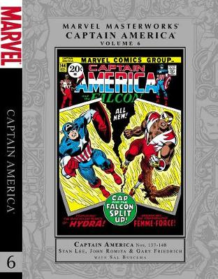 Marvel Masterworks: Captain America Vol. 6
