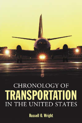 Chronology of Transportation in the United States