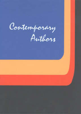 Contemporary Authors: A Bio-Bibliographical Guide to Current Writers in Fiction, General Nonfiction, Poetry, Journalism, Drama, Motion Pictures, Television: Vol 195