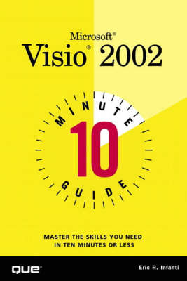 10 Minute Guide to Microsoft Visio 2002