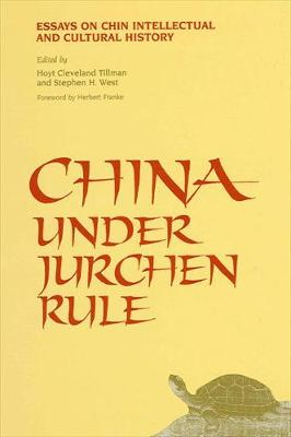 China Under Jurchen Rule: Essays on Chin Intellectual and Cultural History
