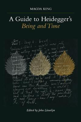 A Guide to Heidegger's Being and Time