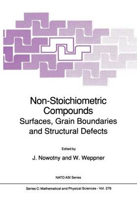 Non-Stoichiometric Compounds: Surfaces, Grain Boundaries and Structural Defects