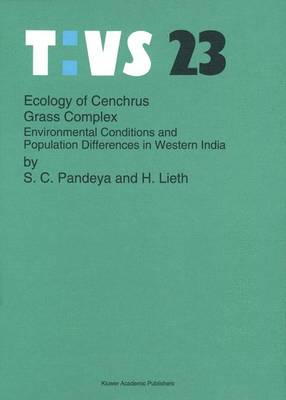 Ecology of Cenchrus grass complex: Environmental conditions and population differences in western India