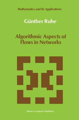 Algorithmic Aspects of Flows in Networks