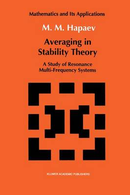 Averaging in Stability Theory: A Study of Resonance Multi-Frequency Systems