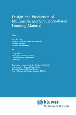 Design and Production of Multimedia and Simulation-based Learning Material