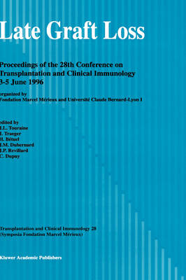 Late Graft Loss: Proceedings of the 28th Conference on Transplantation and Clinical Immunology, 3-5 June, 1996