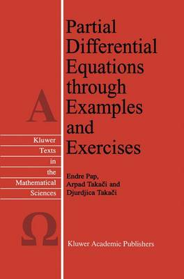 Partial Differential Equations through Examples and Exercises