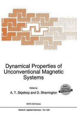 Dynamical Properties of Unconventional Magnetic Systems