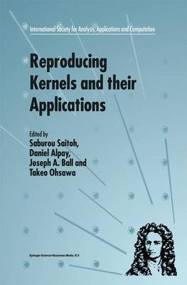Reproducing Kernels and their Applications