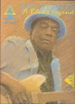 John Lee Hooker- a Blues Legend: With Notes & Tablature