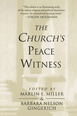 The Church's Peace Witness