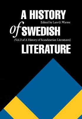 A History of Swedish Literature