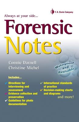 Forensic Notes 1e