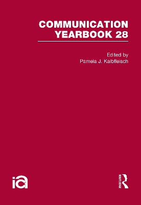 Communication Yearbook 28