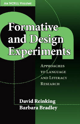 On Formative and Design Experiments: Approaches to Language and Literacy Research