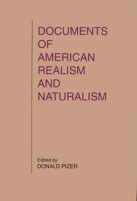 Documents of American Realism