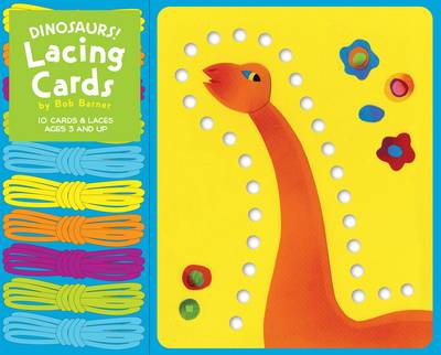 Dinosaurs! Lacing Cards