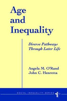 Age And Inequality: Diverse Pathways Through Later Life