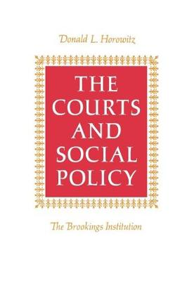 The Courts and Social Policy