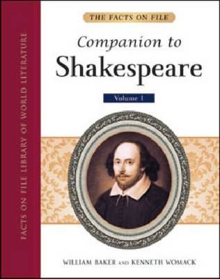 The Facts On File Companion to Shakespeare (5-Volume set)