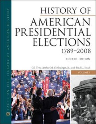 History of American Presidential Elections: 1789-2008