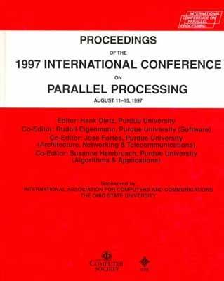 Parallel Processing (Iccp '97) (4-Volume Set): 1997 International Conference