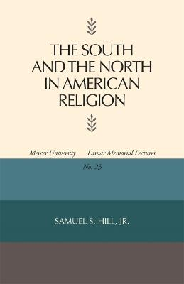 The South and North in American Religion