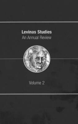 Levinas Studies: An Annual Review, Volume 2