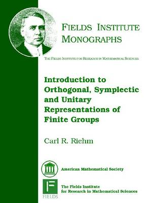 Introduction to Orthogonal, Symplectic and Unitary Representations of Finite Groups