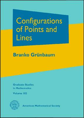 Configurations of Points and Lines