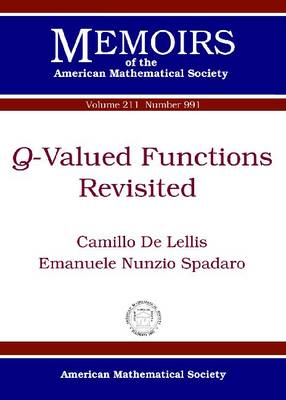 Q-Valued Functions Revisited