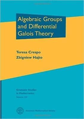 Algebraic Groups and Differential Galois Theory