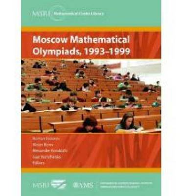 Moscow Mathematical Olympiads, 1993-1999