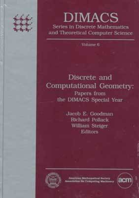 Discrete and Computational Geometry: Papers from the DIMACS Special Year