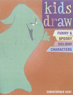Kids Draw Funny and Spooky Holiday Characters