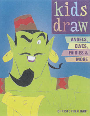 Kids Draw Angels, Elves, Fairies And More