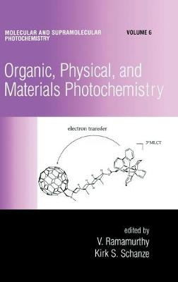 Organic, Physical, and Materials Photochemistry