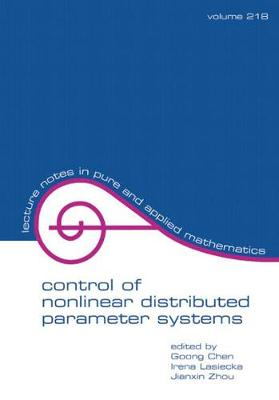 Control Of Nonlinear Distributed Parameter Systems