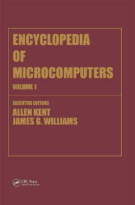 Encyclopedia of Microcomputers: Volume 1 - Access Methods to Assembly Language and Assemblers
