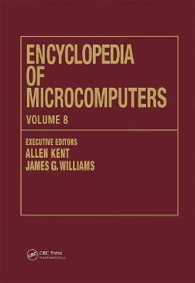 Encyclopedia of Microcomputers: Volume 8 - Geographic Information System to Hypertext