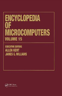 Encyclopedia of Microcomputers: Volume 15 - Reporting on Parallel Software to SNOBOL
