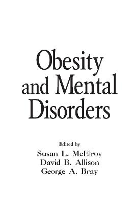 Obesity and Mental Disorders