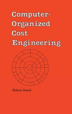 Computer-Organized Cost Engineering